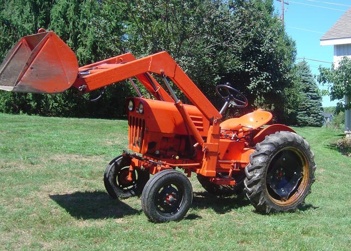 FEL for PK 1616 - Power King, Economy Tractor Forum - GTtalk