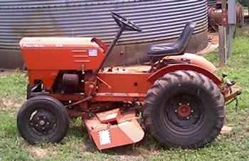 Used Farm Tractors for Sale: Power King 1618 (2004-07-10 ...