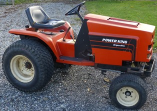 Power King 1618 Tractor Transmission Housing