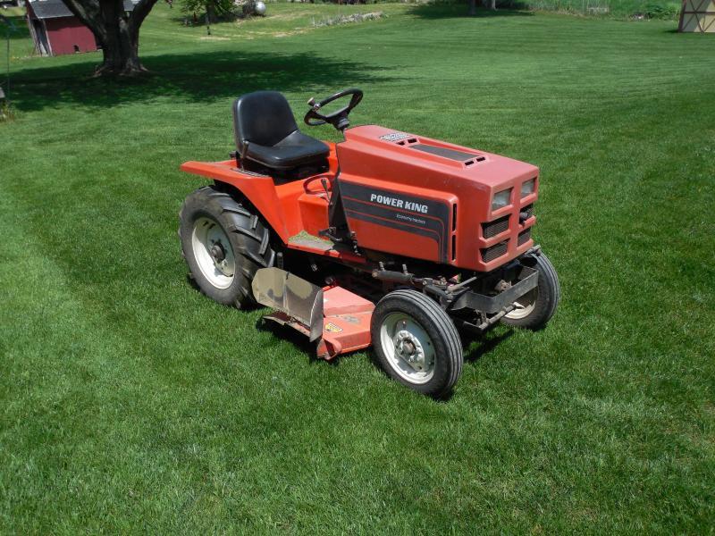 1991 Power King 1620 Tractor, 3 Pt, 48 Mmm - Tractors - GTtalk