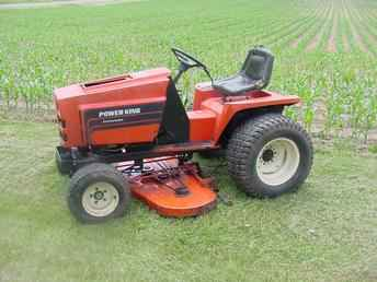 Used Farm Tractors for Sale: Power King 1620 (2005-07-21 ...