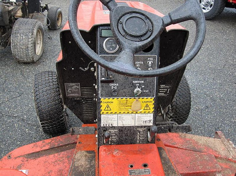 POWER KING 1620 Hydrostatic Kohler Mag20 Engine, 1,077 Hours with PTO ...