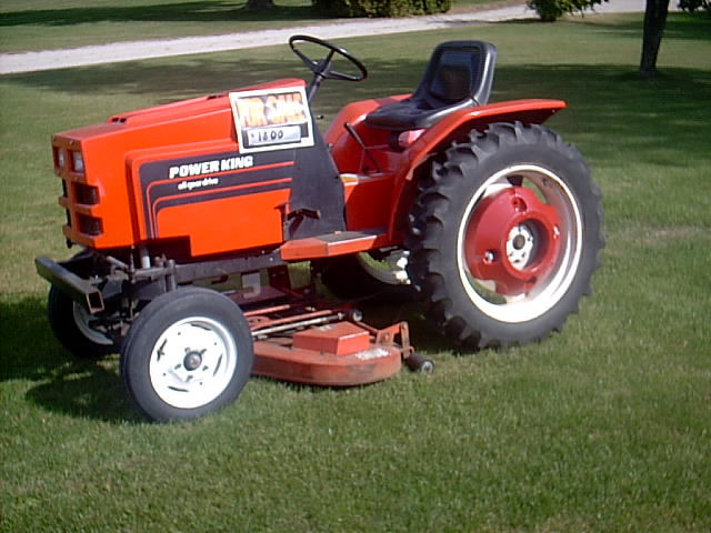 post your power king pictures! - Page 3 - Power King, Economy Tractor ...