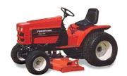 TractorData.com Power King 1620 tractor information
