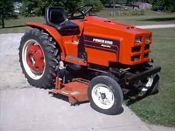 Used Farm Tractors for Sale: Power King 2417 (2008-10-01 ...