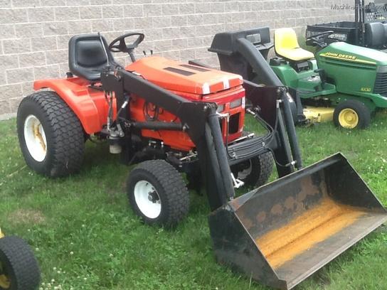 Power King UT620HV Tractors - Utility (40-100hp) - John Deere ...