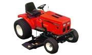 TractorData.com Power King UT620HV tractor dimensions information