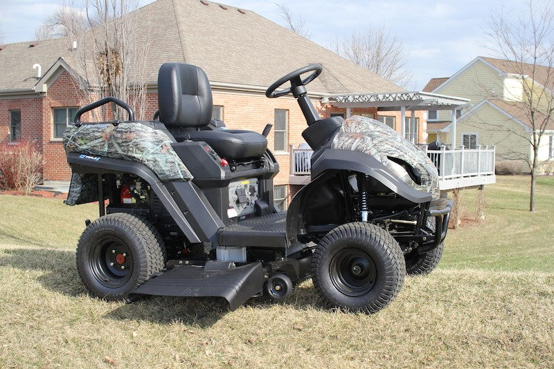 Raven Mpv 7100 S Hybrid Generator Mower 20 Tools In   Caroldoey