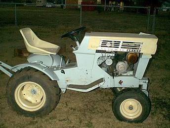 1967 Sears Super 12 - TractorShed.com