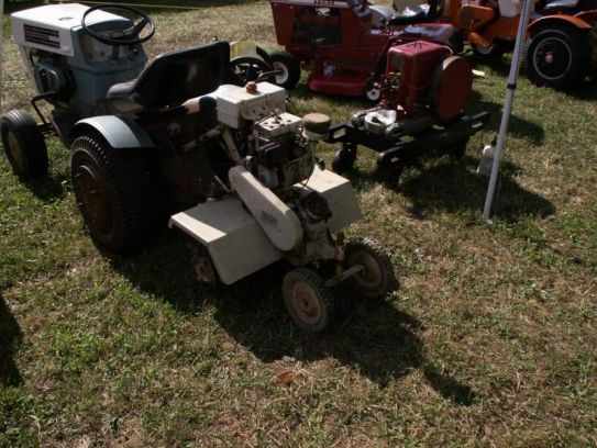 Sears Super 12 with Tiller - 2012 Saegertown PA Show - Gallery ...