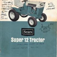 Sears, Craftsman & Roper - GTtalk - Page 11