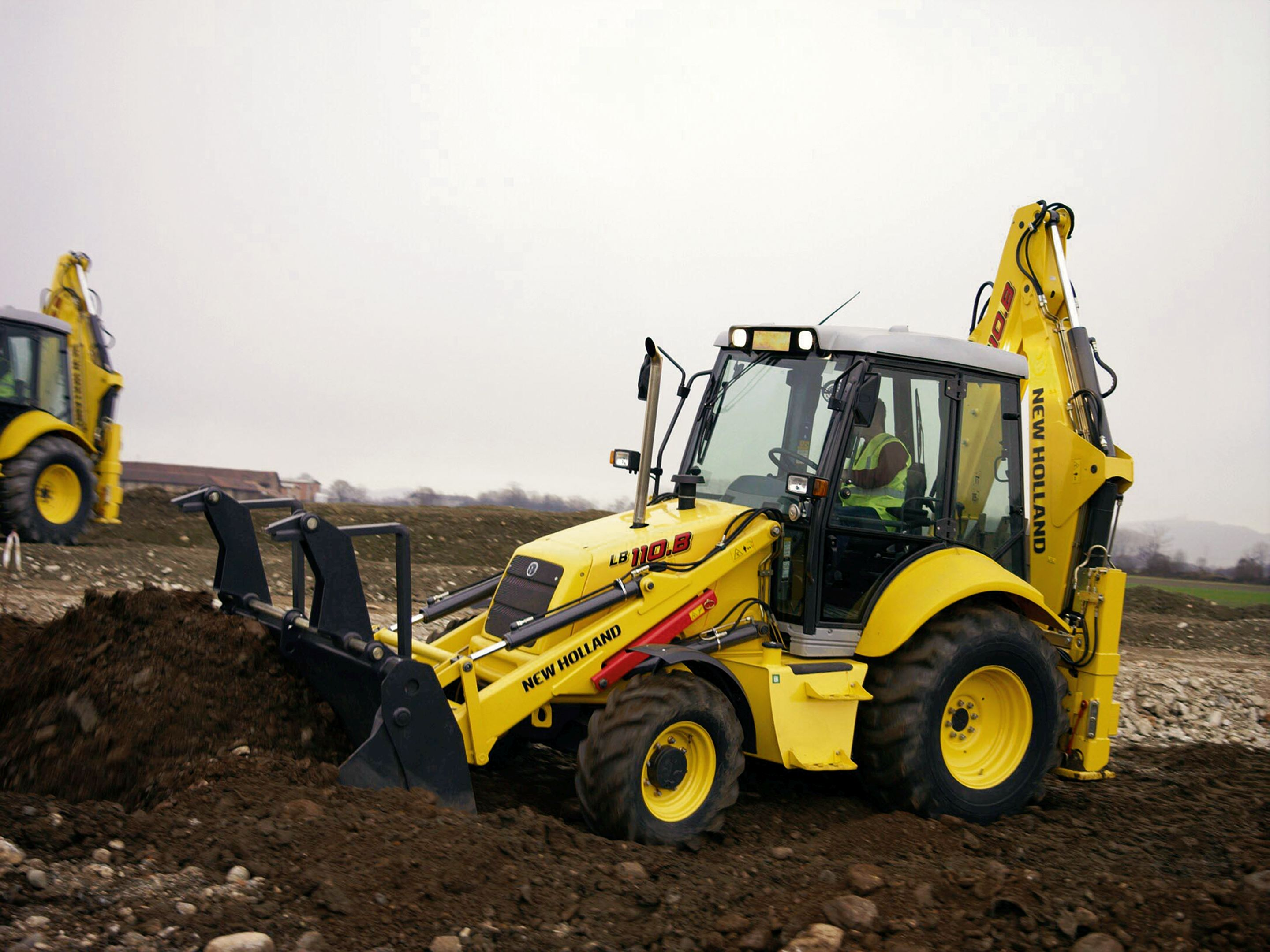 ... line of New Holland Backhoe Parts to service your New Holland Backhoe
