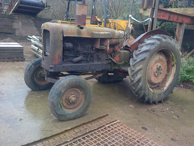 nuffield tractor dm4 nuffield tractor dm4 diesel tractor good runner ...