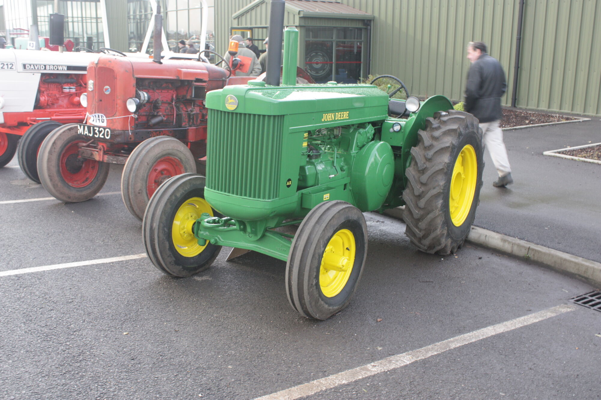 Category:26 hp tractors   Tractor & Construction Plant ...
