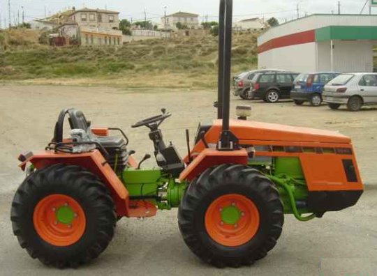 Agria Hispania - Tractor & Construction Plant Wiki - The ...