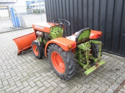 Riding lawn mower Agria 4800 - technikboerse.com
