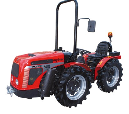 Agria (Hispania) 940 N - Tractor & Construction Plant Wiki ...