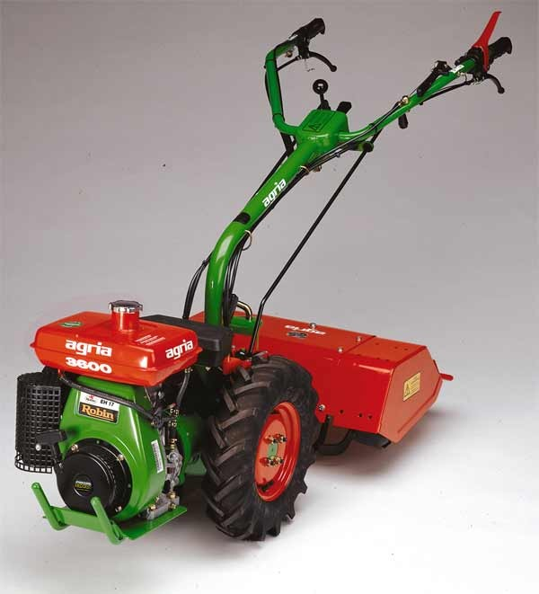 AGRIA 3600 Two Wheel Tractor