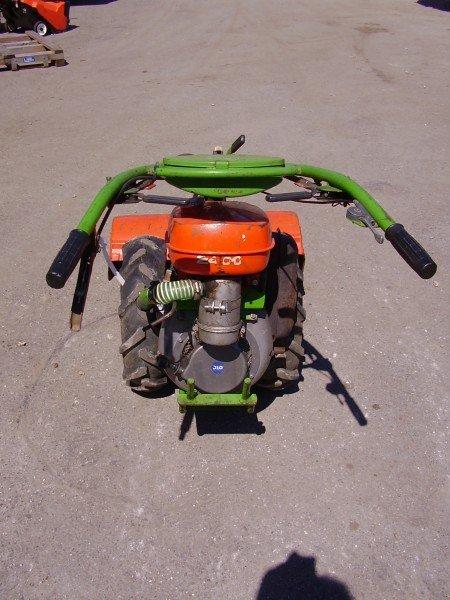 Single axle tractor Agria 2400 - technikboerse.com