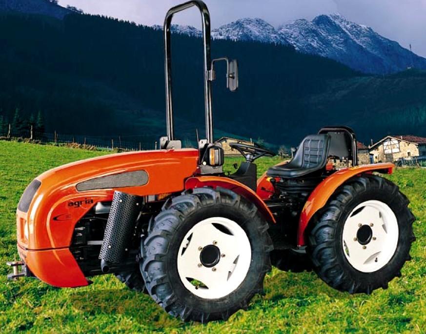 Agria (Hispania) 960 | Tractor & Construction Plant Wiki ...