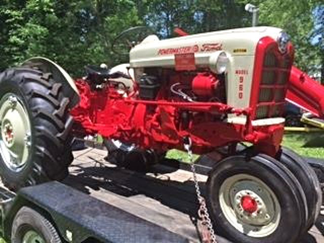 FORD 960 PowerMaster | old farm tractors and info. | 8n ...