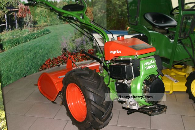 AGRIA tractors model 3400 KL 2011 Agricultural Tractor ...