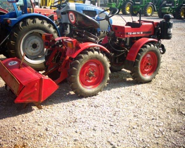 Tractor Agria Agrostroj Tz4k - technikboerse.com