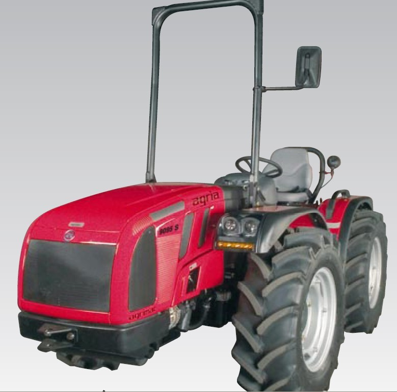 Agria (Hispania) 9095 S   Tractor & Construction Plant ...