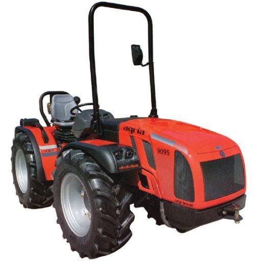 Agria (Hispania) 9095   Tractor & Construction Plant Wiki ...
