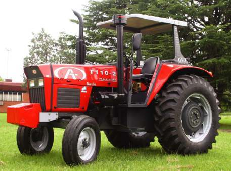 Agrinar T 110-2 Super Alto - Tractor & Construction Plant Wiki - The ...