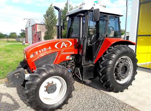 Agrinar T 110-4 Con 1.500 Hs - Año: 2012 - $ 550.000 - Agroads