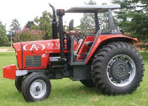 Pesados Argentinos: Agrinar T-110 2