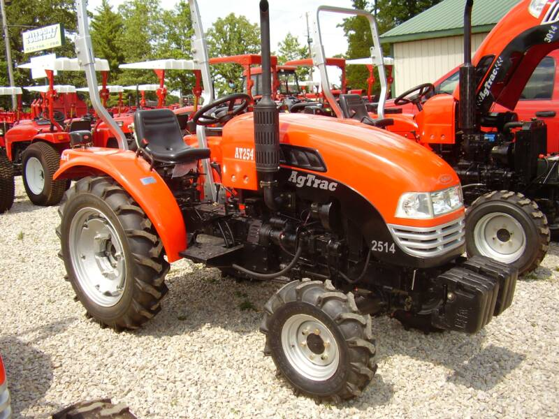 ARTRAC Tractors are here now!