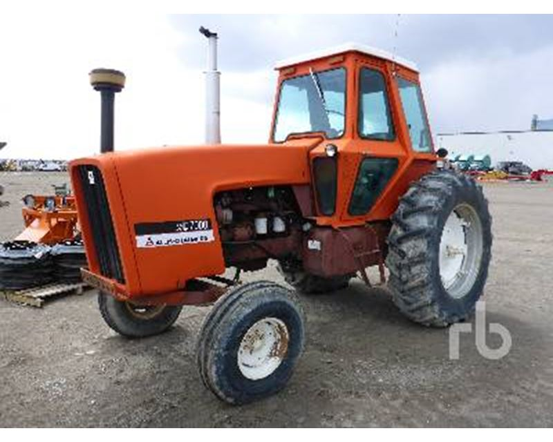 Allis-Chalmers 7000 Tractor For Sale - Bolton, ON - MyLittleSalesman ...