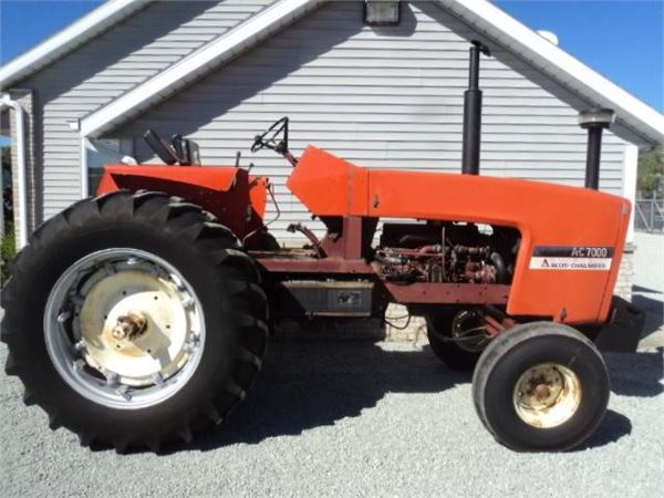 Allis-Chalmers 7000 for sale Warsaw, Indiana Price: $9,850, Year: 1976 ...