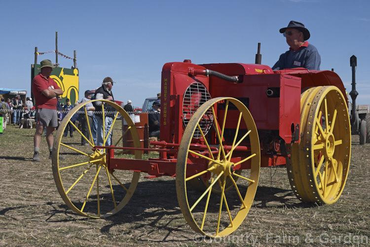 1918 Massey Harris Parrett Photo - Royalty Free Massey Harris Tractors ...