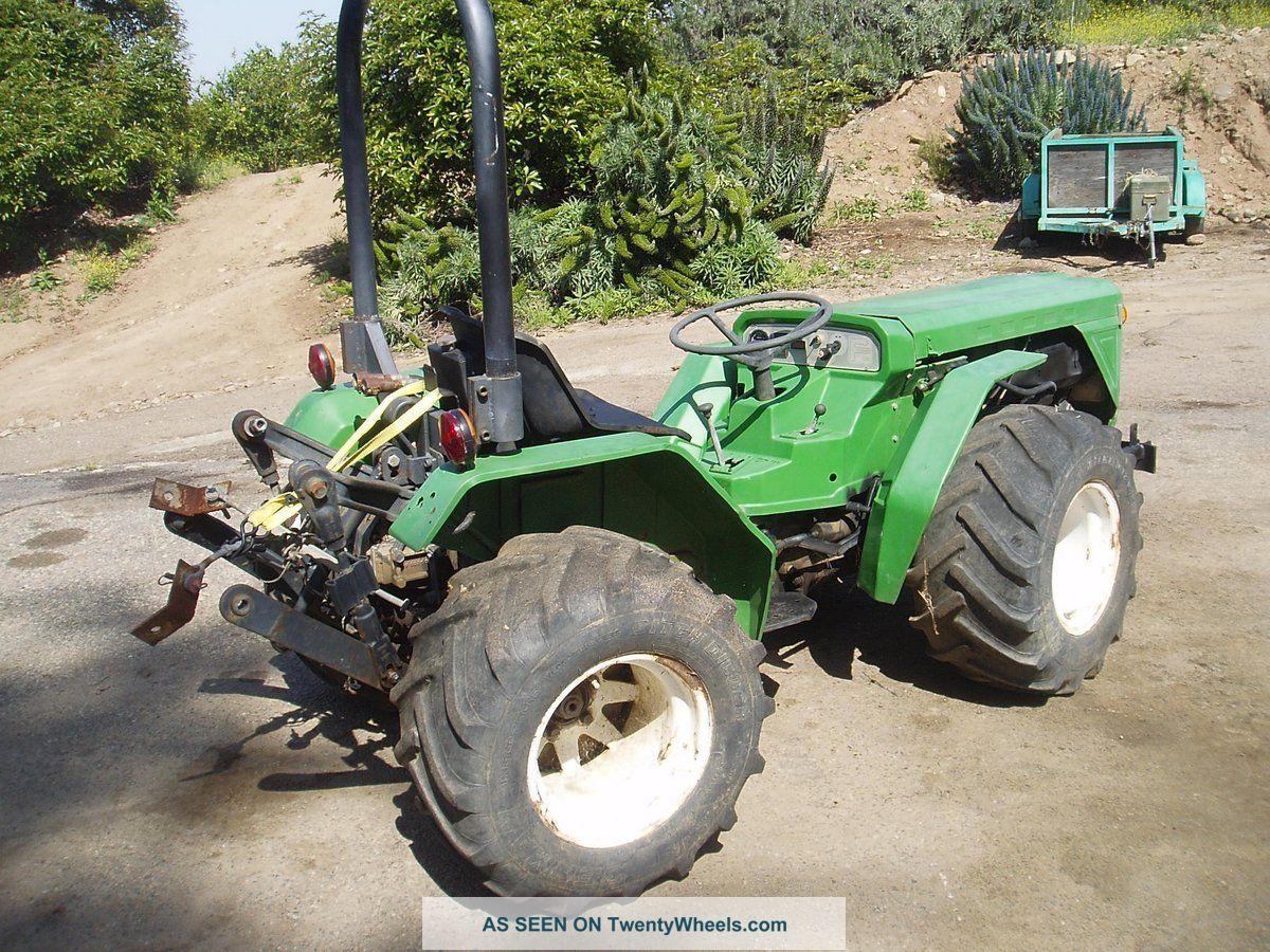 pasquali farm tractors