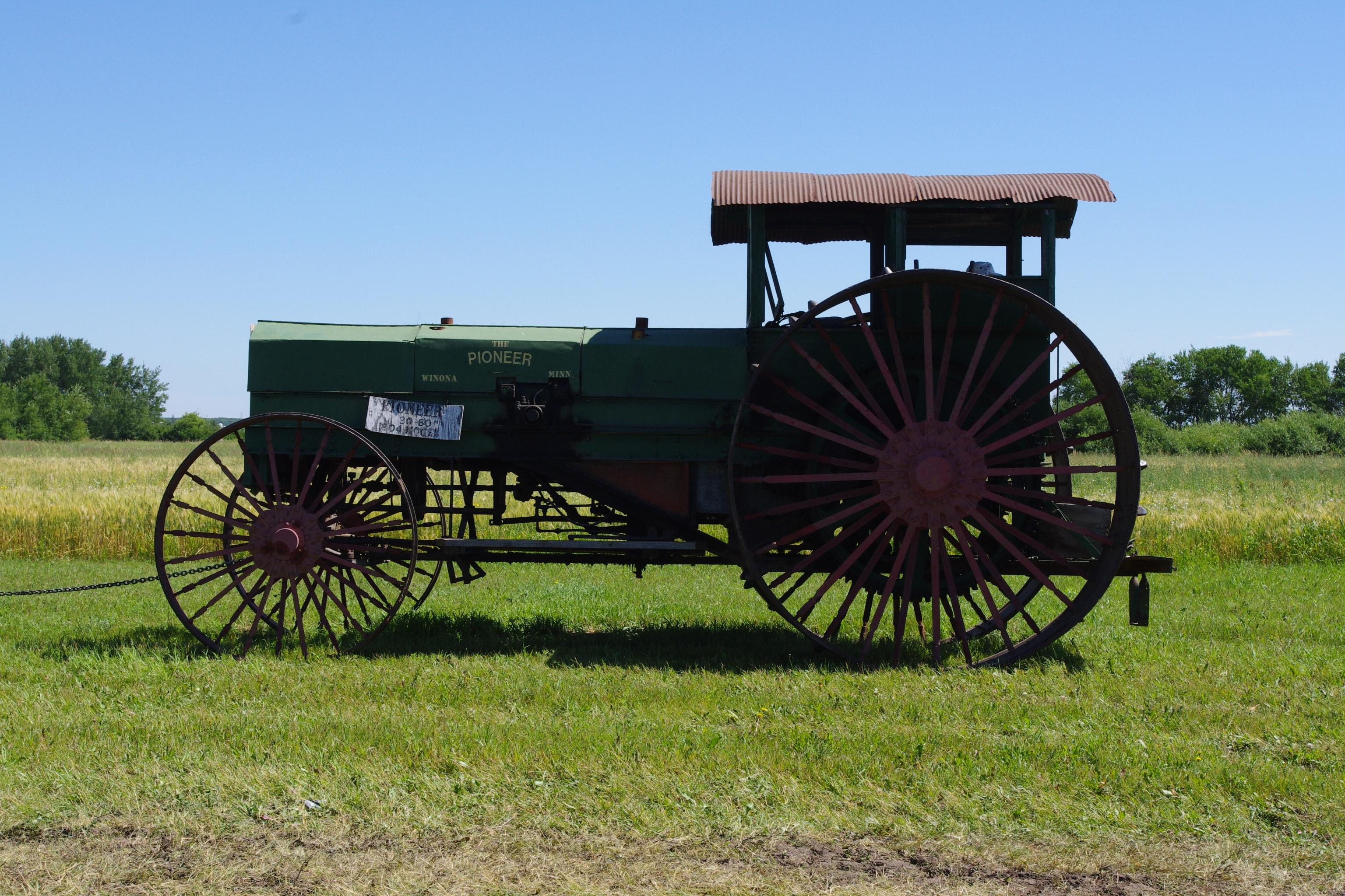 pioneer tractor farm tractors