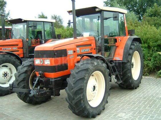 same tractors | Re: SAME TRACTOR