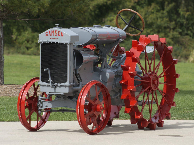 samson farm tractors