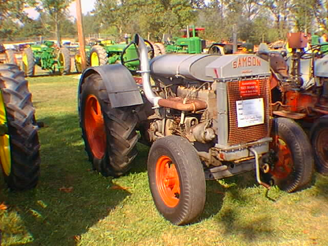 Samson Tractor