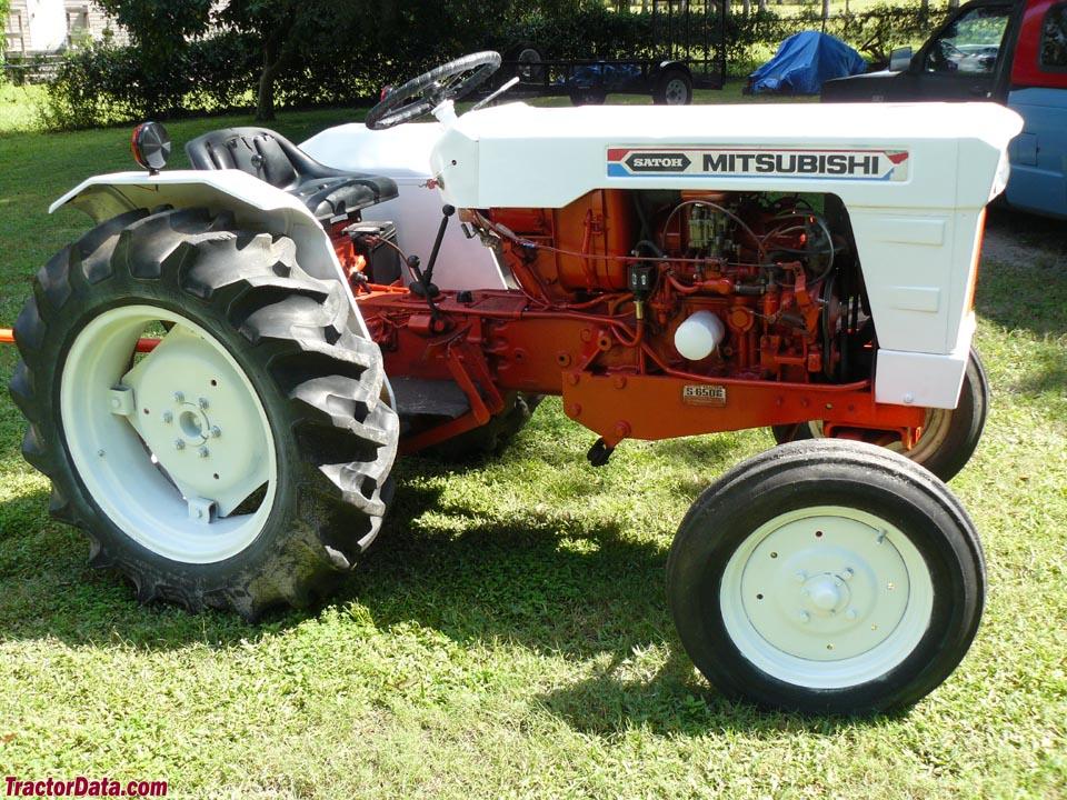 satoh farm tractors