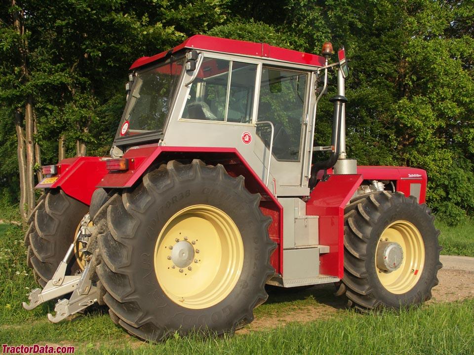 schluter farm tractors