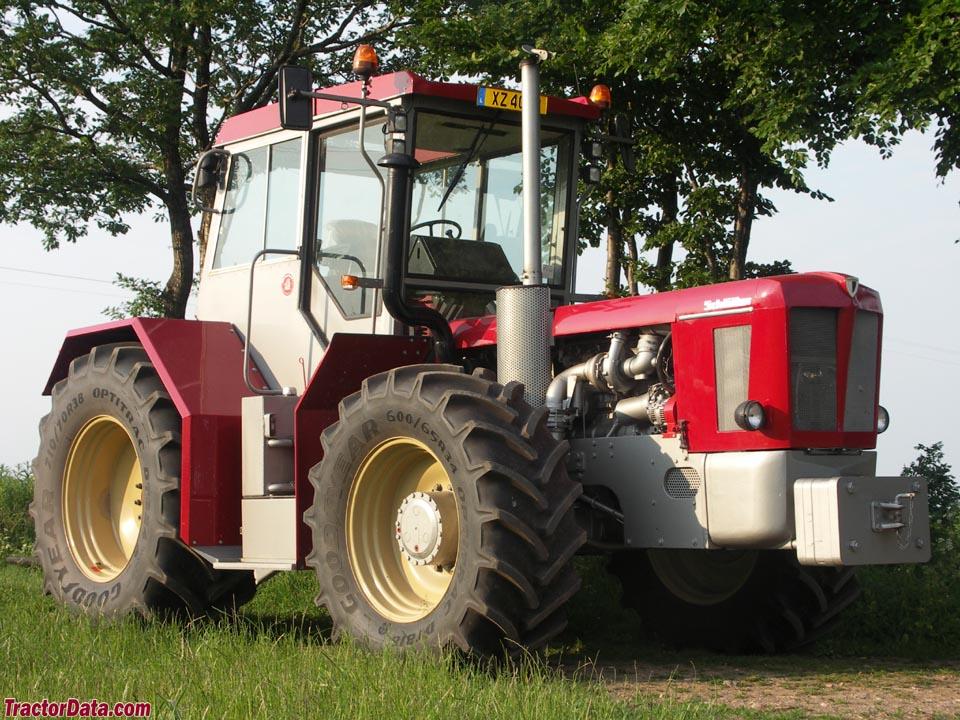 TractorData.com Schluter Super 2500 VL tractor photos information