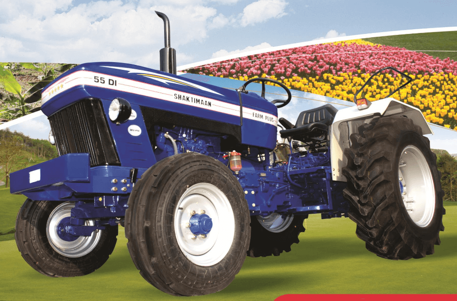 shaktimaan farm tractors