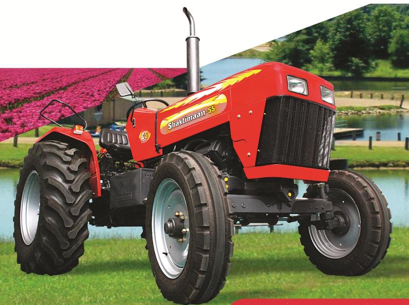 Shaktimaan-55 DI Farm Plus ~ Autozmenu