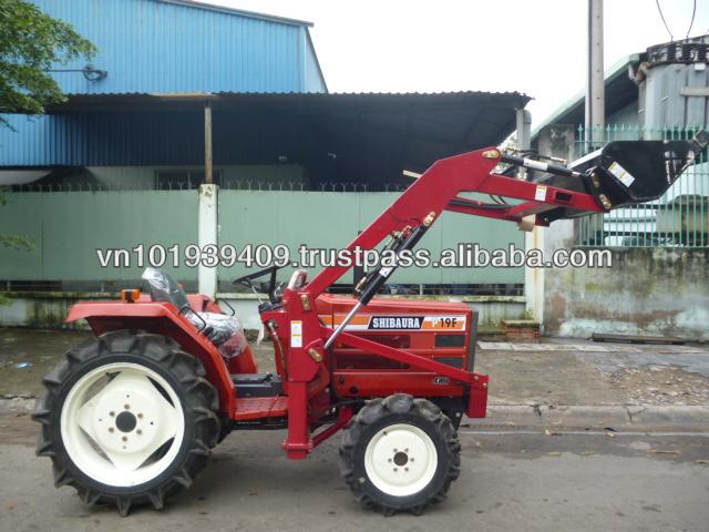 P19f Shibaura Farm 4 Wd Tractor - Buy Shibaura 4wd Tractors,Shibaura ...