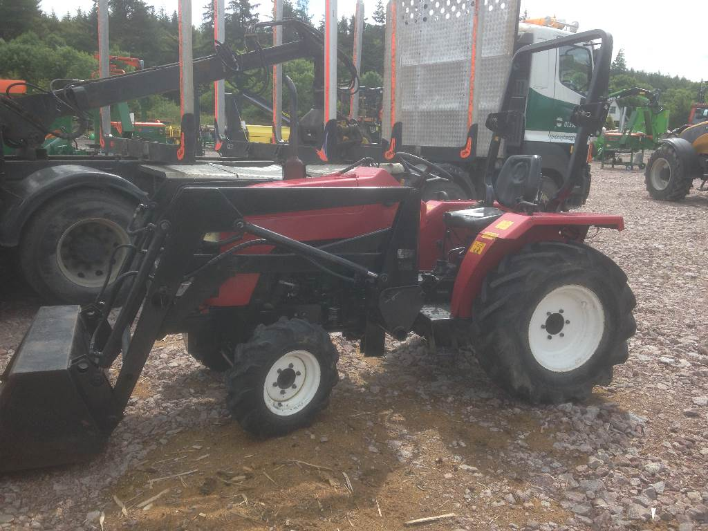 Siromer 304 - Year of manufacture: 2004 - Tractors - ID: 41132AB8 ...