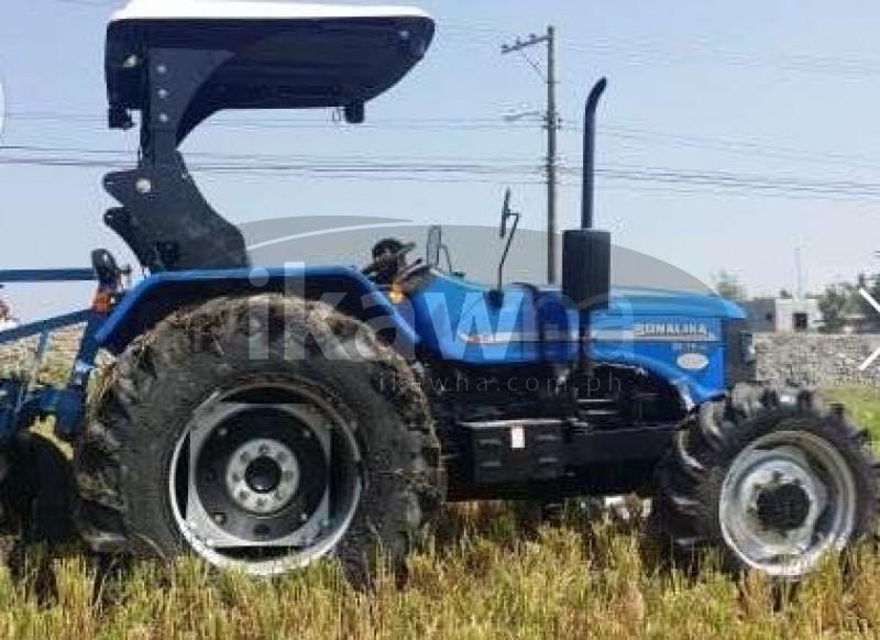 sonalika farm tractors