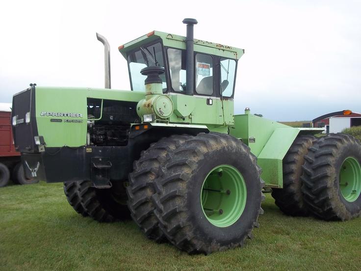 steiger farm tractors